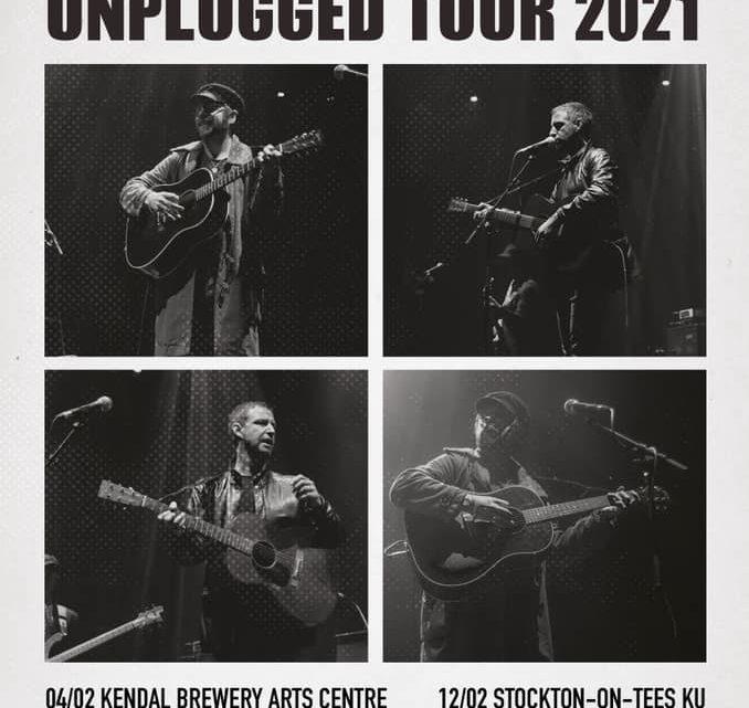 Rescheduled Unplugged dates