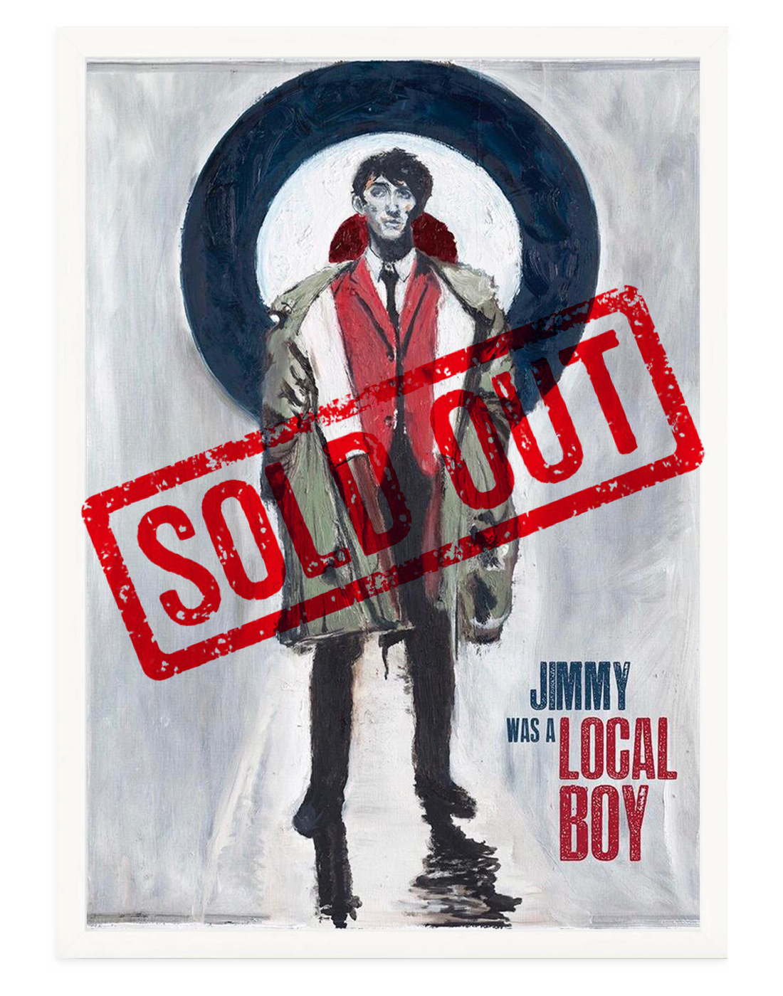 Local Boy SOLD OUT - OPTION #1