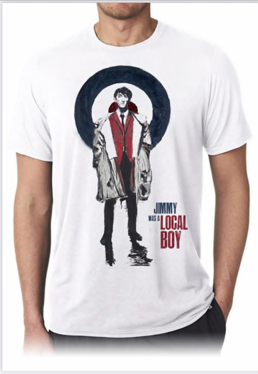 LocalBoy T-Shirt (UK ONLY)