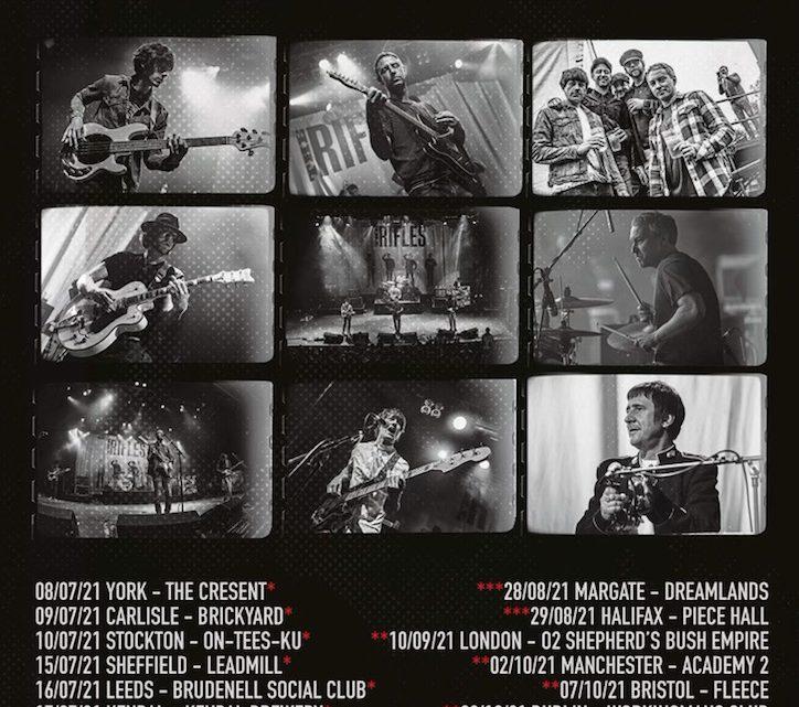 Rescheduled dates